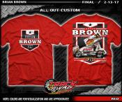 2017 Red T-Shirt