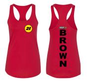 2017 Womens Red tank