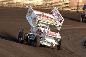 Brian Brown Earns Trio of Second-Place Finishes During Marquee Weekend at Knoxville