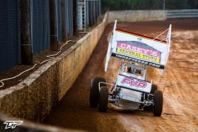 Brian Brown Scores Top Five During Champion Racing Oil National Open Tune-Up Race