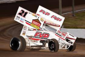 Brian Brown Earns Top 10 During All Star and World of Outlaws Nights at DIRTcar Nationals