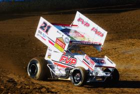 Brian Brown Entering AGCO Jackson Nationals on Heels of Podium at Knoxville Raceway