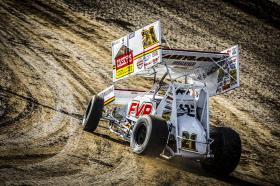 Brian Brown Rebounds With Podium Result During LOS 360 Sprint Car Nationals Finale