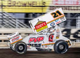 Brian Brown Racing Excited to Continue Partnership With Wolfe Eye Clinic